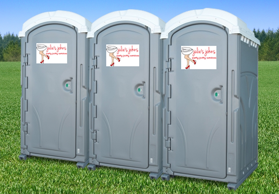 Portable toilets restroom trailer rentals sewer services for Porta johns for rent